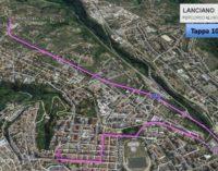 Giro d'Italia a Lanciano, ecco le strade della tappa in città