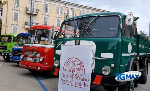 Lanciano celebra la Giornata nazionale del veicolo storico