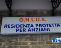 Lanciano: decimo decesso all'Antoniano, 400 quarantene in città