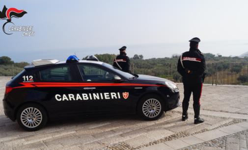San Vito Chietino: aggredì due anziani disabili, arrestato operaio di Casoli