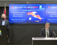 """Coronavirus: 649 nuovi casi positivi in Abruzzo, effetto """"zona rossa"""" si vedrà fra 3 settimane"""