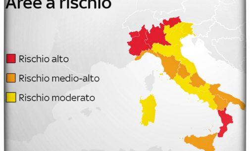 Coronavirus: 746 nuovi casi in Abruzzo e 26 decessi