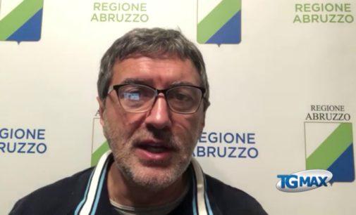 Coronavirus: Marsilio, l'Abruzzo sta resistendo