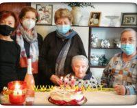 Civitella Messer Raimondo: Bambina compie 108 anni, festeggiata dalla famiglia
