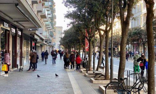 Sabato in zona rossa: caos aperture di negozi e mercati, a Lanciano interviene la polizia municipale