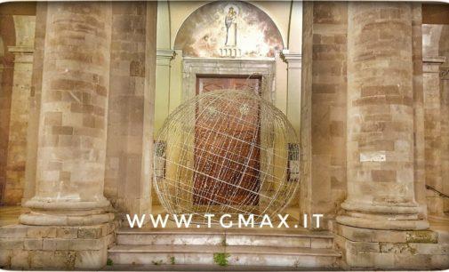 Lanciano: una sfera luminosa anche per la cattedrale, ospiterà la Natività