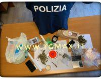 Lanciano: spacciava droga in centro storico, arrestato dominicano