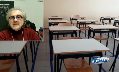 Covid, la lezione del ricercatore agli studenti del liceo scientifico di Lanciano