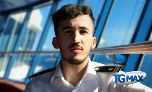 Ortona: giovane ufficiale di Costa Crociere scomparso in Danimarca