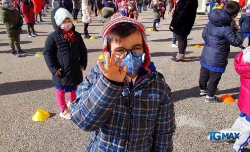Lanciano: 300 bambini celebrano il giorno della memoria
