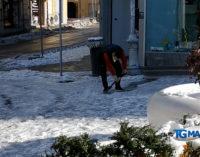 Lanciano: scuole chiuse per il Carnevale, intanto il ghiaccio si scioglie