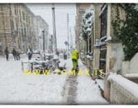 Lanciano: neve delle polemiche, Ecolan ha fatto la sua parte