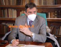 Zone rosse: il presidente Marsilio spiega le motivazioni delle nuove restrizioni