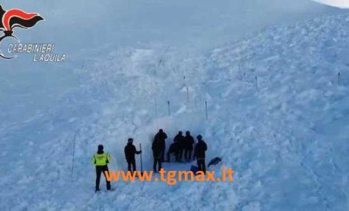Monte Velino: ritrovati tre corpi dei quattro escursionisti dispersi dal 24 gennaio