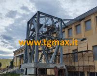 """Lanciano: ecco la prima torre dissipativa alla primaria """"Don Milani"""""""