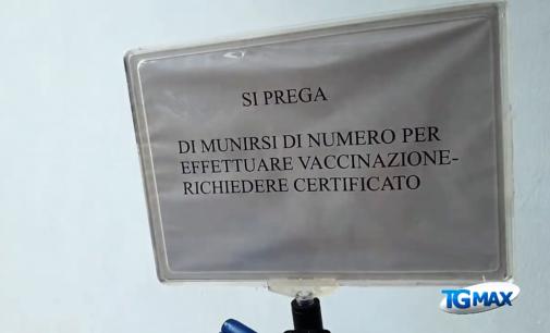 Lanciano: ecco i primi vaccinati ultraottantenni, contenti di esserci