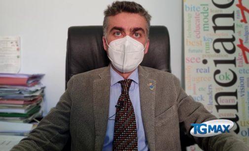 Verna: scuole in sicurezza anti-Covid, ma per precauzione sospendiamo la didattica in presenza