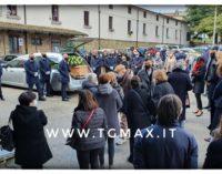 Lanciano: la lettera commovente dell'anziano padre ai funerali di Oscar D'Intino
