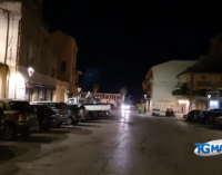 Lanciano: due giovani violano il coprifuoco, sorpresi dalla polizia uno viene multato ma l'altro fugge
