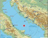 Terremoto in mare Adriatico, scossa avvertita in Abruzzo
