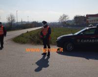 Atessa: operaio di notte, arrestato con 100 grammi di hashish
