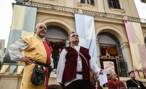Lanciano: dopo le esequie del presidente Danilo Marfisi, il Mastrogiurato ringrazia la città