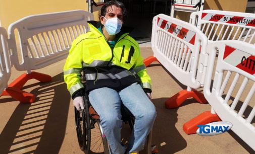 Vaccini: in Abruzzo i disabili certificati con la 104 non possono prenotare, la denuncia