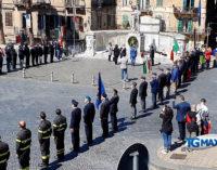 Lanciano celebra il 25 aprile nel segno della memoria e con un omaggio a Milva