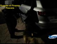 Val di Sangro: Casello A14 crocevia di corrieri della droga, un arresto