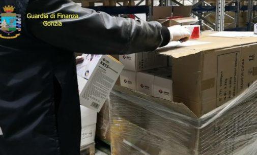 Carceri: UilPa denuncia, mascherine difettose ancora in distribuzione al personale