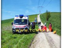 Anziano scomparso da Castel Frentano, in volo elicottero della polizia