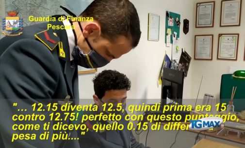 Asl Pescara: appalto da 11 milioni, 3 arresti per corruzione e turbata libertà degli incanti