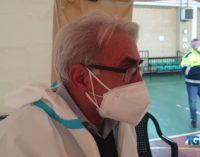Fossacesia: due giorni dedicati alla vaccinazione anti Covid nella palestra polivalente