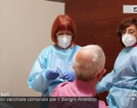 Il Punto: a Casoli i vaccini del Sangro Aventino