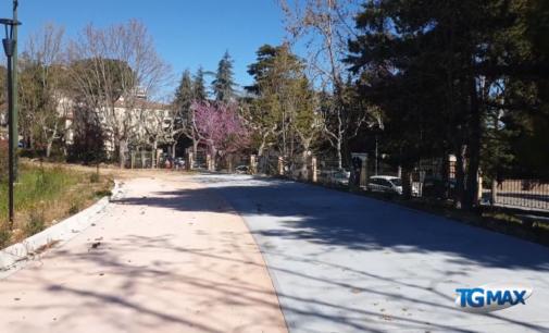 Lanciano: ripartono i lavori per il Central Park all'ex ippodromo Villa delle Rose