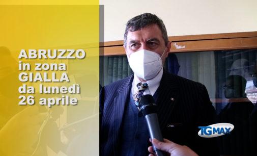 Abruzzo in zona gialla da lunedì 26 aprile, ma i contagi ripartono dalle scuole