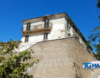 Castel Frentano: pronto il restauro di palazzo Crognale-Cavacini, diventerà polo culturale