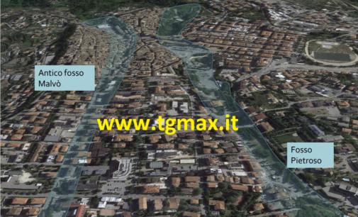 Lanciano: dissesto idrogeologico, area in centro da consolidare e drenare