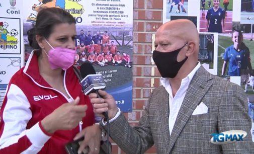 Lanciano calcio: intervista alla presidentessa Cristina Chiaretti