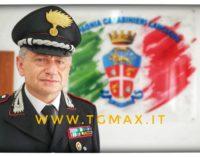 Carabinieri: il comandante Vincenzo Orlando promosso tenente colonnello