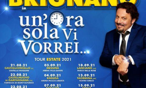 Feste: Enrico Brignano al Settembre lancianese