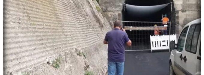 Via Verde: si apre il 30 giugno, sette gallerie in sicurezza