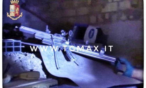 Lanciano: fabbricava armi clandestine ed esplosivi, arrestato