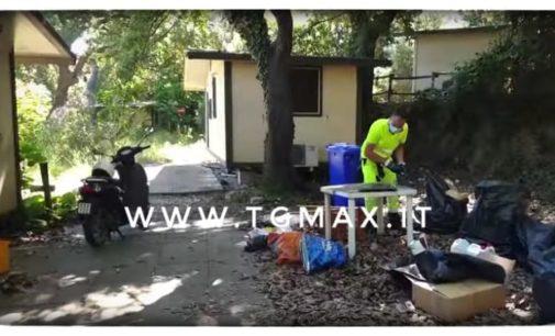 Torino di Sangro: sgomberato accampamento abusivo di extracomunitari