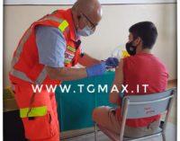 Vaccini nel Chietino: spazio ai minorenni dai 12 anni in su