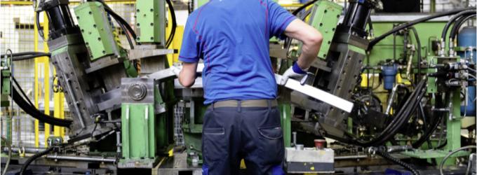 Lanciano: incidente sul lavoro, operaio investito dal collega carrellista