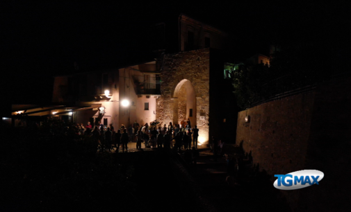 Lanciano: Porta San Biagio restaurata e illuminata