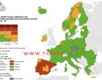Tifosi e vacanze: è allarme variante delta in Europa, le previsioni per agosto