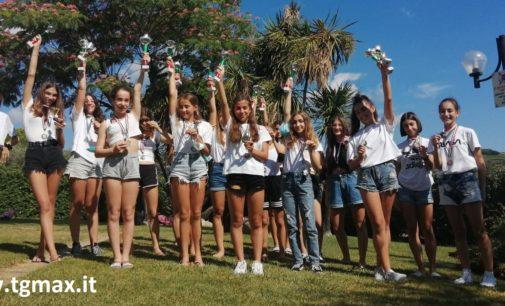 Lanciano: ginnastica ritmica, podi e piazzamenti per le ragazze della Planet