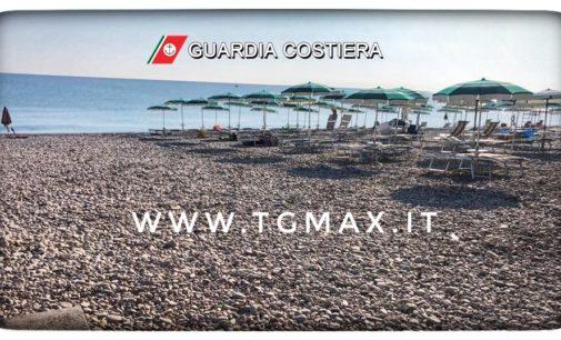 Fossacesia: occupa abusivamente la spiaggia libera, denunciato gestore di stabilimento balneare